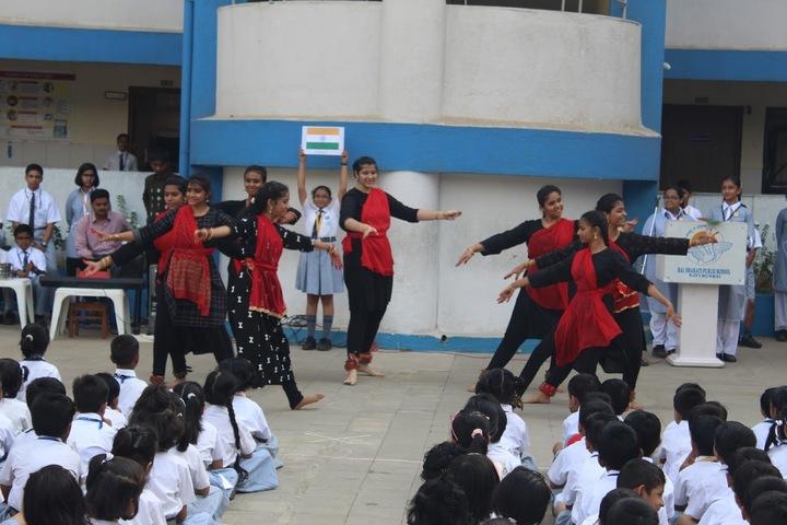 Bal Bharati Public School-International Dance Day