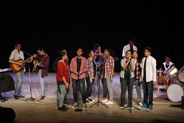 Bal Bharati Public School-Music