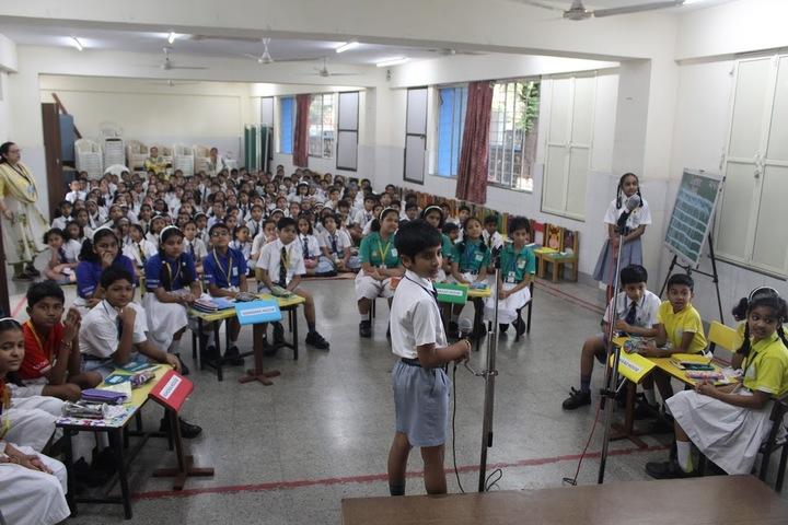 Bal Bharati Public School-Quiz Competition