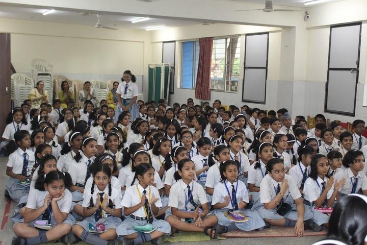Bal Bharati Public School-Students