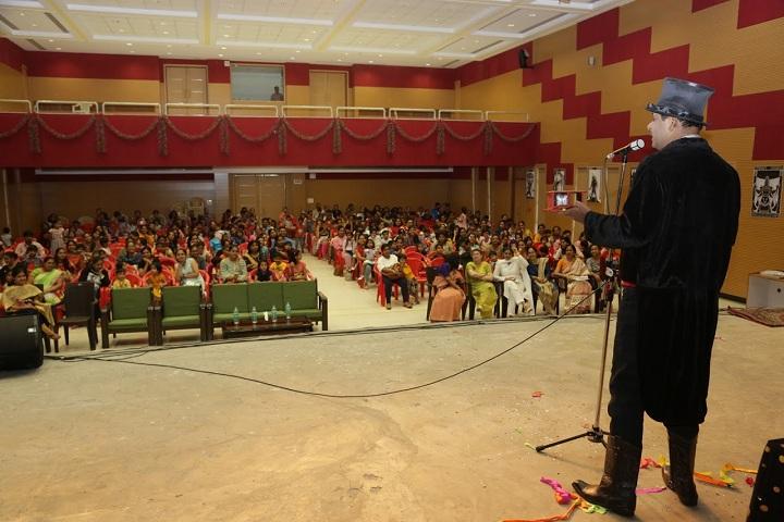 Bal Bharati Public School-Audiotorium