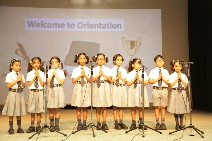 Bal BHarati Public School-Orentation