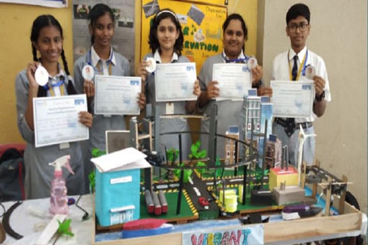 Bal BHarati Public School-Science Fair