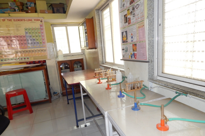 Bal Seva English Medium School-Chemistry Lab
