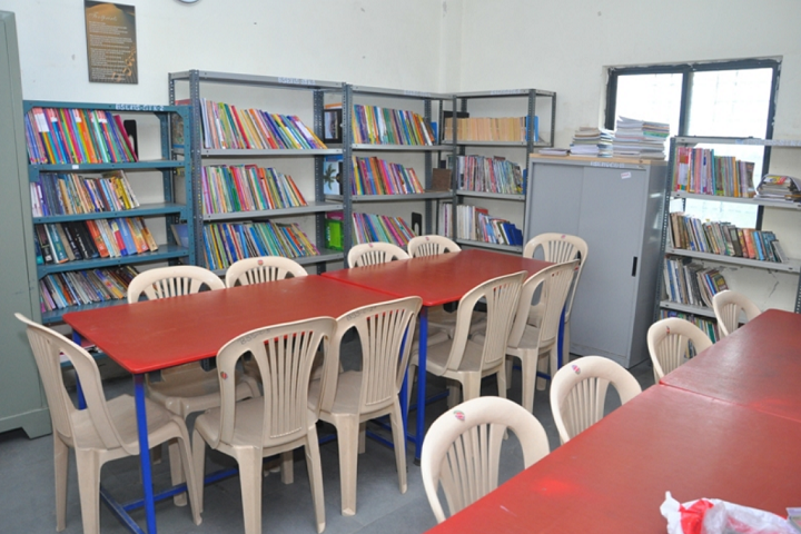 Bal Seva English Medium School-Library