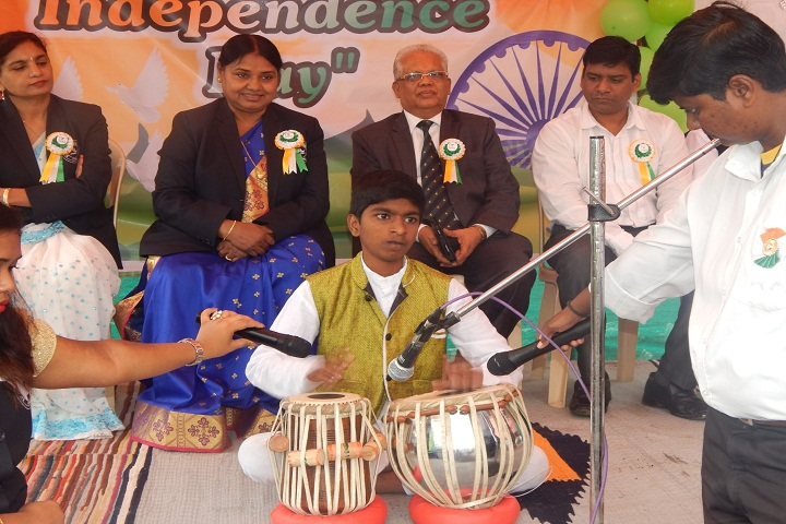 Bal Seva English Medium School-Music Competition