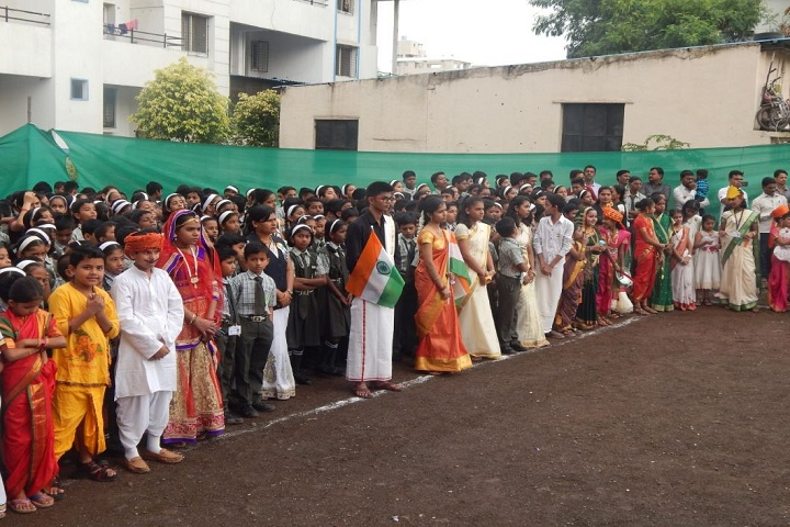 Bal Seva English Medium School-Independence Day