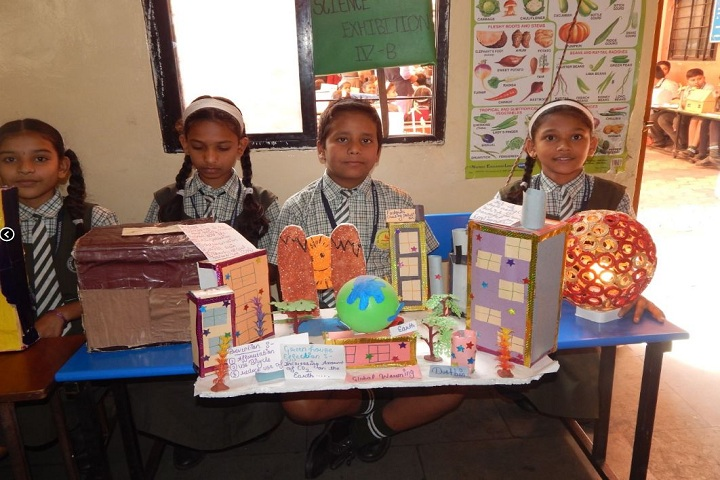 Bal Seva English Medium School-Science Fair