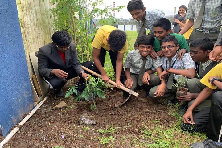 Bal Seva English Medium School-Plantation