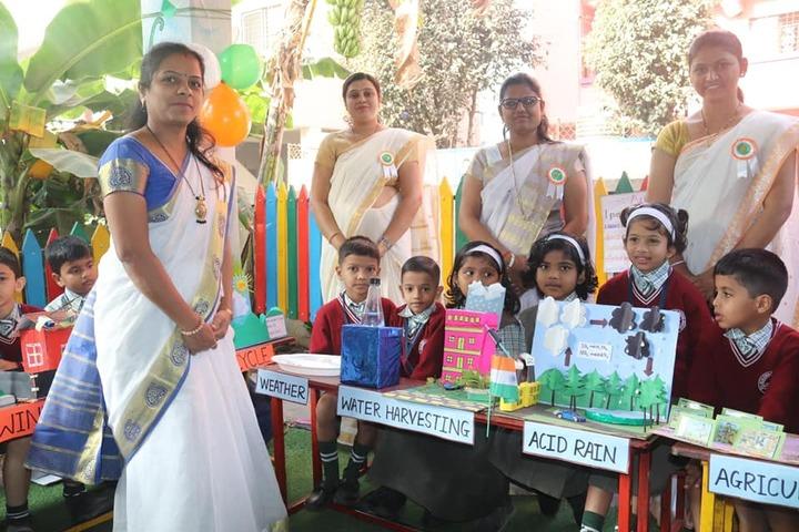 Bal Seva English Medium School-Science Fair