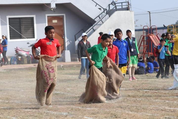 Bal Seva English Medium School-Sports Day