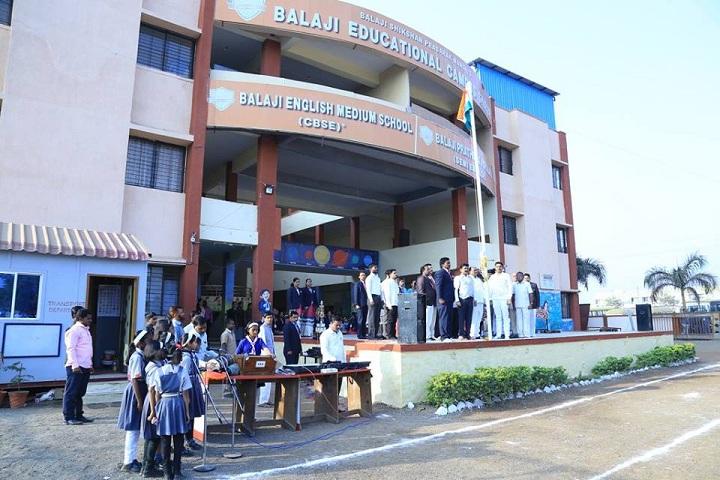 Balaji English Medium School-Campus View