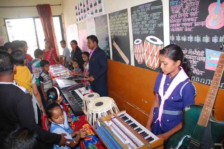 Balaji English Medium School-Music