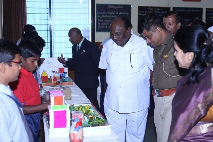 Balaji English Medium School-Science Fair