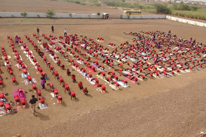 Balaji English Medium School-Yoga