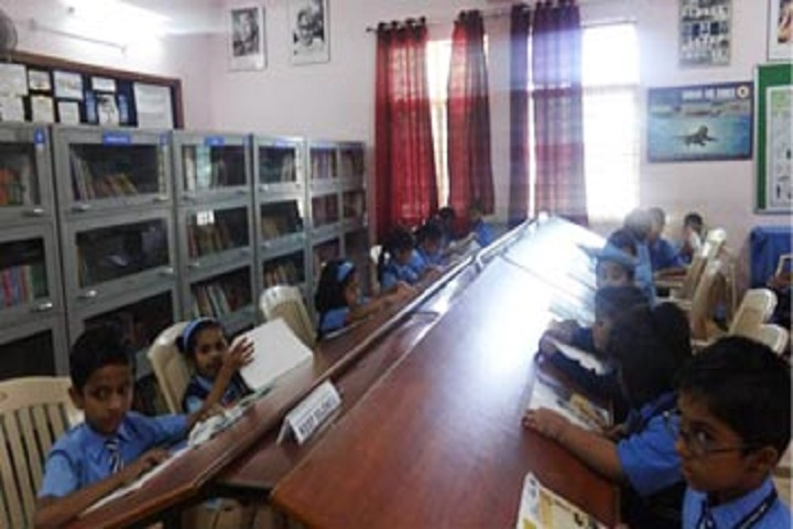 Balniketan Air Force School-Library