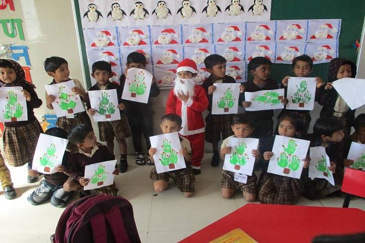 Bardiya International School-Cards Making Competition