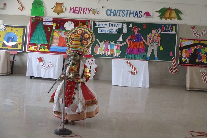 Bardiya International School-Fancy Dress Competition
