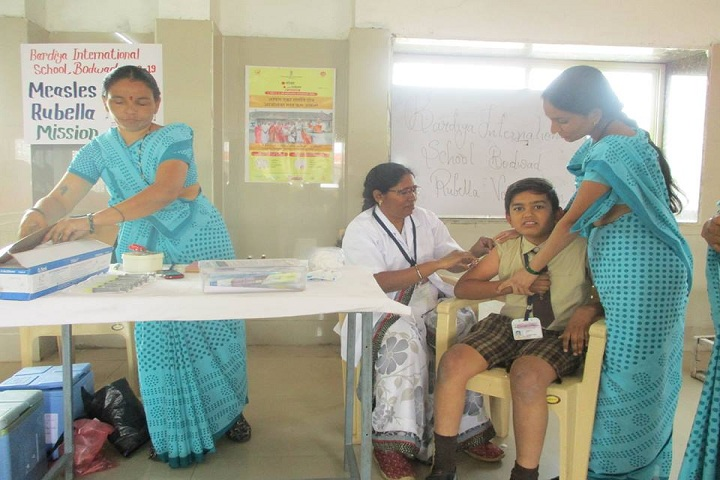 Bardiya International School-Medical Checkup