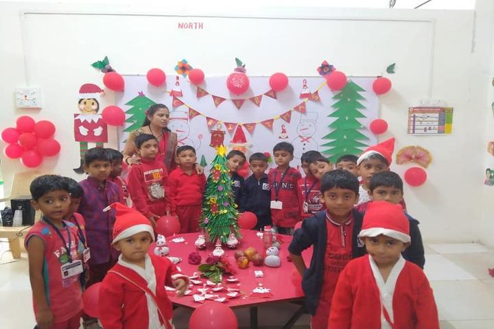 Bardiya International School-Christmas Celebrations
