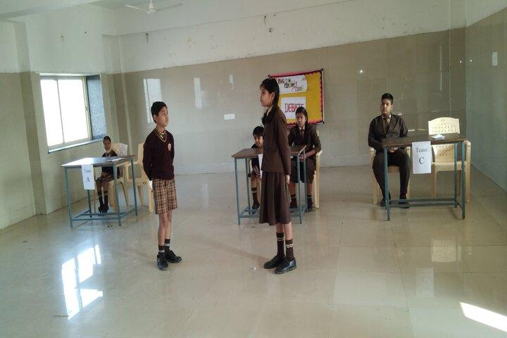 Bardiya International School-Debate