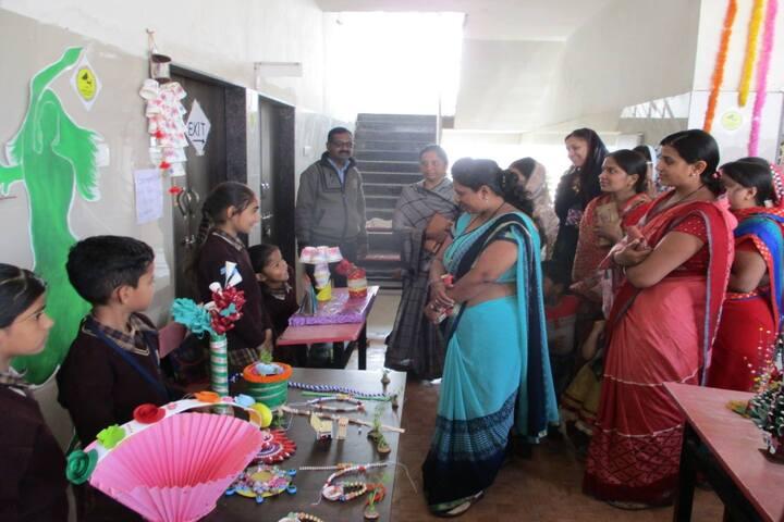 Bardiya International School-Exhibition