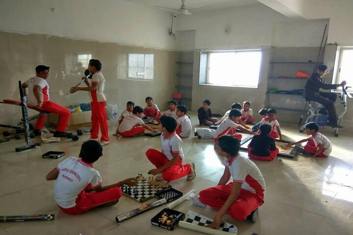 Bardiya International School-Indoor Games