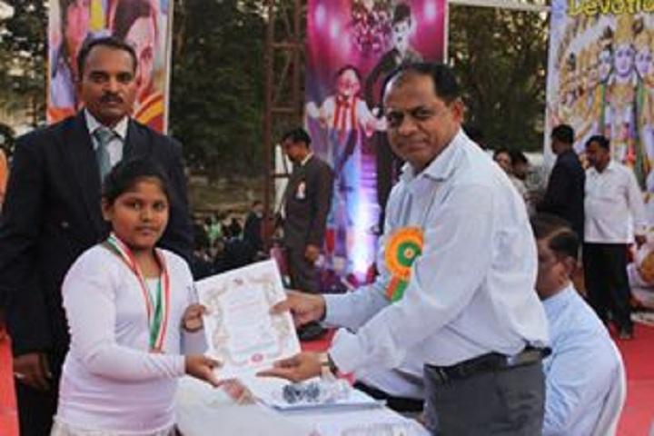 Bharati Vidyapeeth English Medium School-Achievement