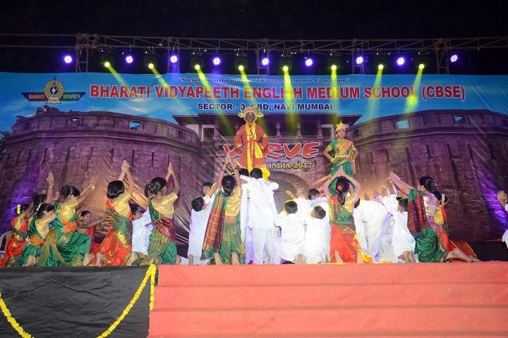 Bharati Vidyapeeth English Medium School-Cultural Event