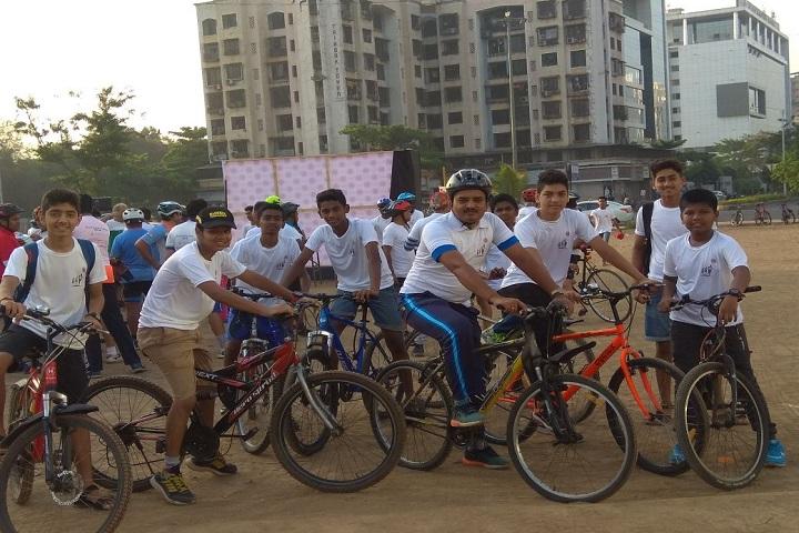 Bharati Vidyapeeth English Medium School-Cycling