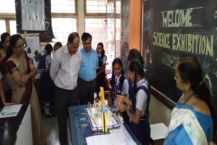 Bharati Vidyapeeth English Medium School-Science Exhibitiion