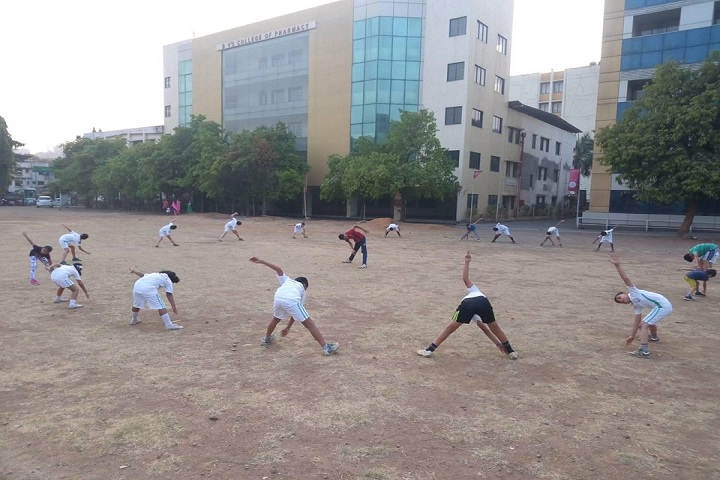 Bharati Vidyapeeth English Medium School-Sports
