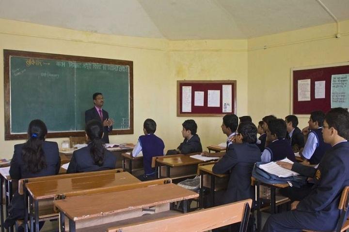 Bharati Vidyapeeth GodS Valley International School-Classroom