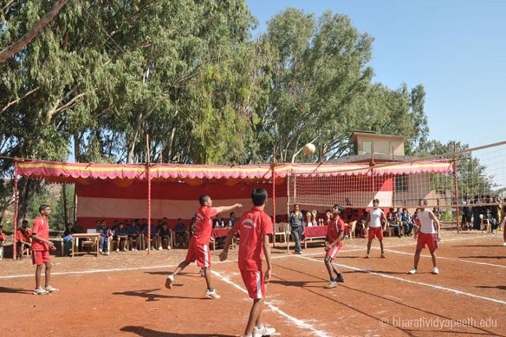 Bharati Vidyapeeth GodS Valley International School-Sports