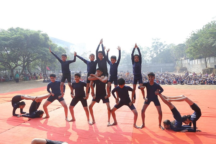 Bharati Vidyappeth English Medium High School-Activity