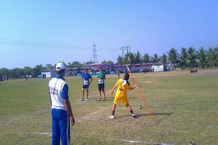 Bharti Krishna Vidya Vihar-Sports