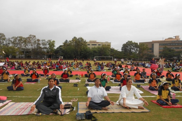 Bharti Krishna Vidya Vihar-Yoga