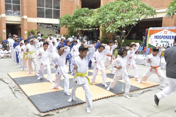 Bharatiya Vidya Bhavan-Karate