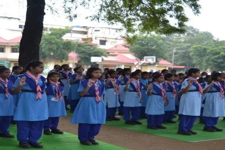 Bharti Krishna Vidya Vihar-Assembly