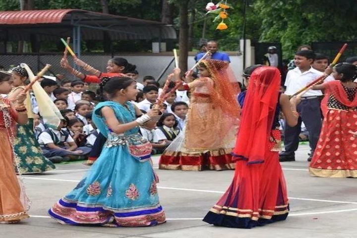 Bharti Krishna Vidya Vihar-Dance