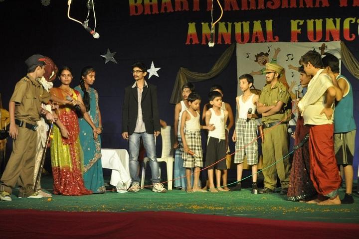 Bharti Krishna Vidya Vihar-Annual function