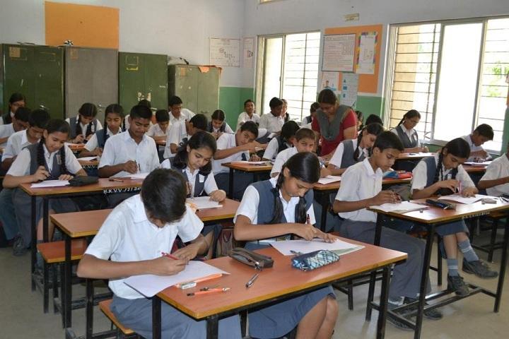 Bharti Krishna Vidya Vihar-Maths Activity