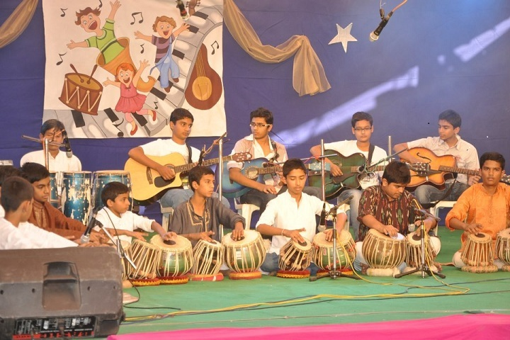 Bharti Krishna Vidya Vihar-Music