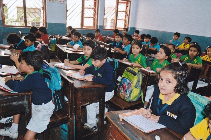 Bhavans Bhagwandas Purohit Vidya Mandir-Classroom