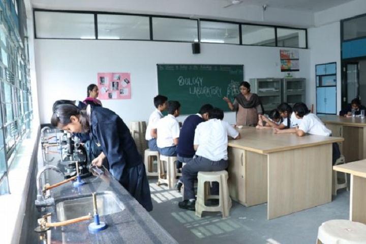 Bhavans Bhagwandas Purohit Vidya Mandir-Biology Lab