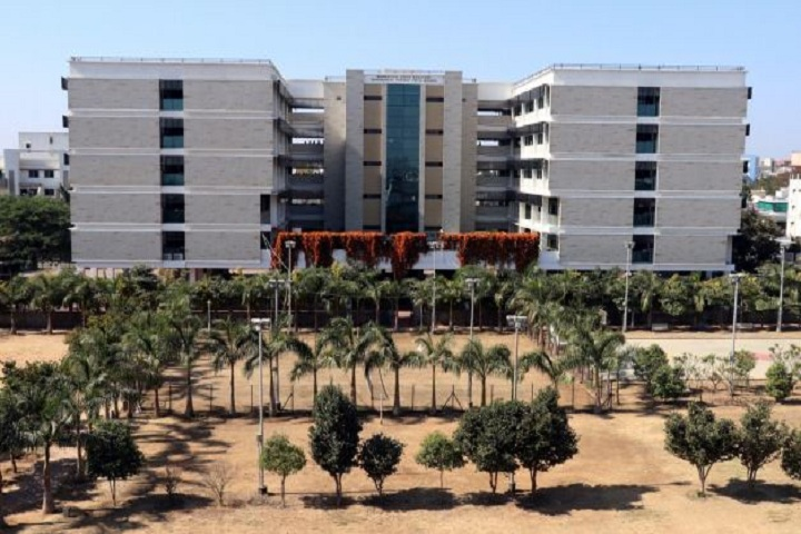 Bhavans Bhagwandas Purohit Vidya Mandir-View Of Compelete Building