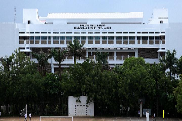 Bhavans Bhagwandas Purohit Vidya Mandir-Campus View