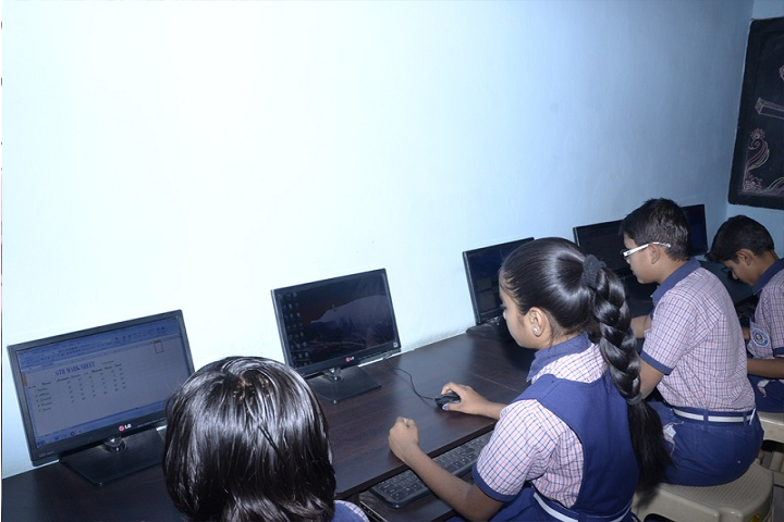 Bhel Secondary School-IT Lab