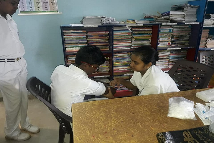 Bhel Secondary School-Medical Checkup