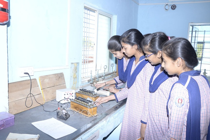 Bhel Secondary School-Physics Lab